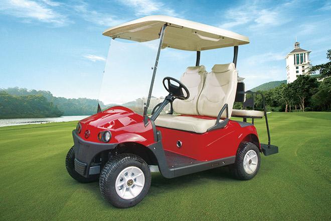 节能交流变频高尔夫球车
