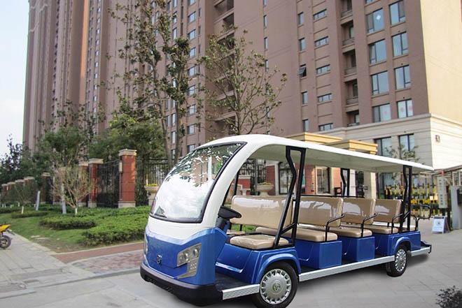 瑞达教您挑选高品质的电动观光车