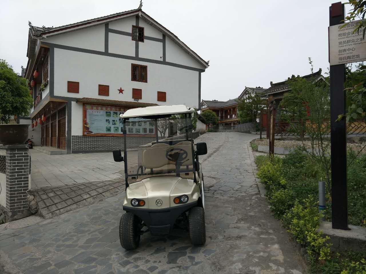 怎样使电动高尔夫球车跑得更快